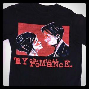 Tops - My Chemical Romance Tee